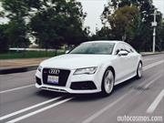 Audi RS7 Sportback 2015 a prueba