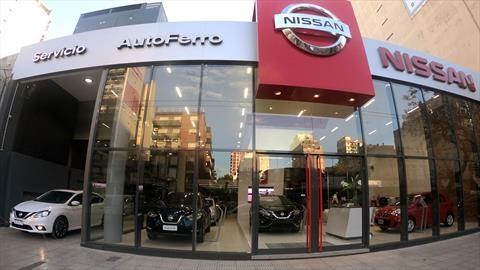 Nissan reabre su red concesionarios