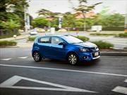 Chevrolet Sonic 2017 cambió de look