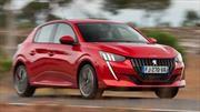Peugeot 208 es el Mejor Auto de 2020 en Europa