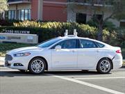 Ford inicia pruebas de vehículos autónomos en California