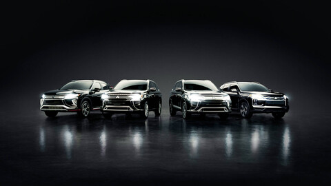 Mitsubishi planea que para 2050, el 50% de sus ventas sean de autos eléctricos