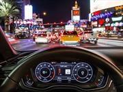 Audi y los semáforos de Las Vegas se comunican para que no te toque luz roja
