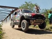 Dakar: Orly Terranova ascendió al primer lugar