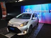 Toyota Prius C 2018: los híbridos vuelven a la carga