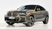 Llega al país el renovado BMW X6
