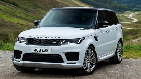 Land Rover registra un millón de unidades vendidas del Range Rover Sport