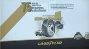 Goodyear celebra sus 75 años en Colombia, lanzando la KMax Severe