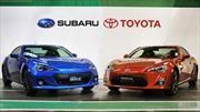 Subaru y Toyota confirman la fabricación de la segunda generación del BRZ y GT86