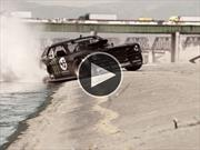 Ken Block conduce The Hoonicorn en Los Ángeles