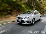 SEAT Ibiza CUPRA 2015 a prueba