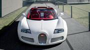 Bugatti Veyron 16.4 Grand Sport Wei Long en Beijing 2012