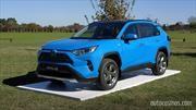 Nueva Toyota Rav4 se lanza en Argentina