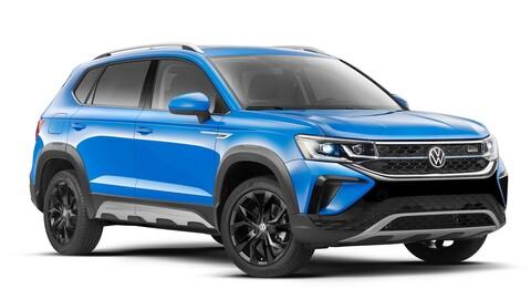 VW Taos Basecamp: Así será el modelo de producción que podría llegar a Argentina