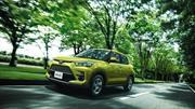 Toyota Raize, la nueva SUV compacta que podría fabricarse en la región