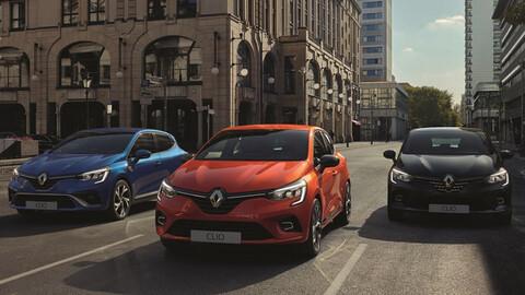 Renault Clio cumple 30 años y los celebra con una versión híbrida