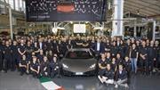 Lamborghini Huracán supera de lejos las ventas del Gallardo