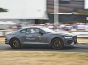Polestar 1 debuta en Goodwood 2018