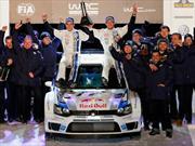 WRC Rally de Suecia, la primera alegría para VW