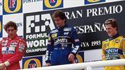 F1: Mil carreras en cinco números