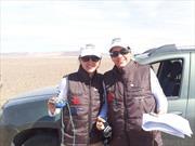 Dos colombianas afrontan el desierto en Marruecos