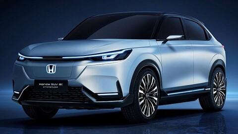 Honda SUV e:prototype debuta