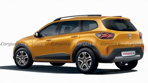 ¿Está pensando Renault en producir un Duster de 7 plazas?