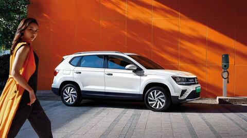 Volkswagen e-Tharu, el Taos eléctrico que solo se venderá en China
