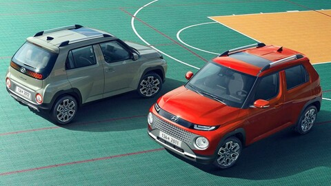 Hyundai Casper, a conquistar el segmento SUV de entrada