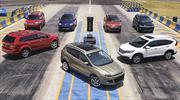 Comparativa: los mejores SUVs medianos
