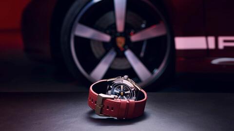 Porsche Chronograph 911 Targa 4S Heritage Edition, un pedazo de historia al alcance de tu muñeca
