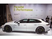 Panamera Turbo S E-Hybrid Sport Turismo, potencia y eficiencia