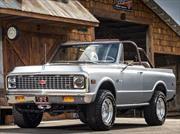 Chevrolet K5 Blazer by Ringbrothers, una SUV que se lleva todas las miradas
