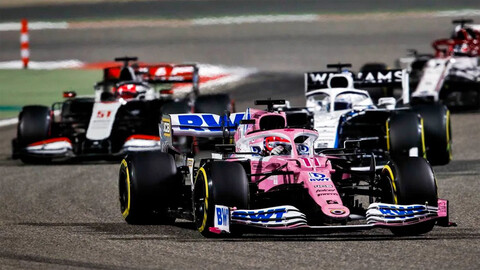 F1 2020: Checo Pérez es el 13° piloto latinoamericano en ganar un GP