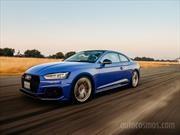 Audi RS5 es un auténtico devorador de curvas