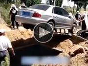 Video: El amor por los autos llevado hasta el más allá