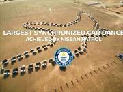 Nissan Patrol impone récord en Abu Dhabi