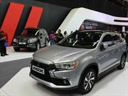 Mitsubishi ASX presentó su nueva cara en el Salón de Bogotá 2016