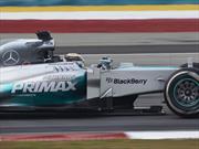 F1 GP de Malasia. Pole para Hamilton y Mercedes