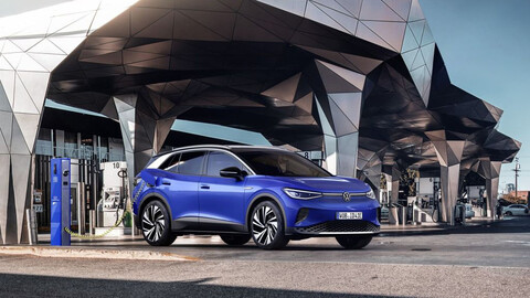 Volkswagen ID.4 se lleva el premio al World Car of the Year 2021