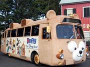 Duffy Bus, el bús del oso de Disney