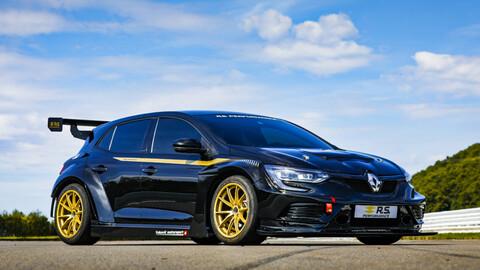 Renault Megane R.S. TC4: Hecho para divertirse