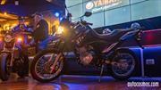 Yamaha renueva su portafolio de motos por partida triple