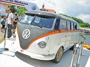 VW T1 Race Taxi, un Bus con motor de Porsche