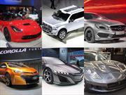 Top 10: Lo mejor del Autoshow de Detroit 2013