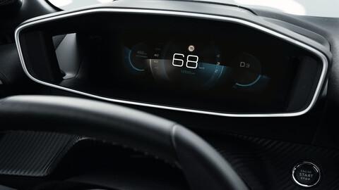 El Peugeot 208 argentino tendrá instrumental 3D