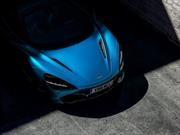 Inmaculada concepción: McLaren calienta los motores del 720S Spider