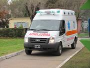 Las sirenas de las ambulancias sonarían en tu stereo