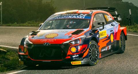 WRC 2021 Thierry Neuville fue el amo y señor del Rally de España