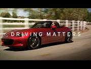 """Mazda cambia el """"Zoom-Zoom"""" por """"Driving Matters"""""""